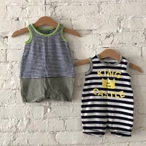 Set of GAP one pieces